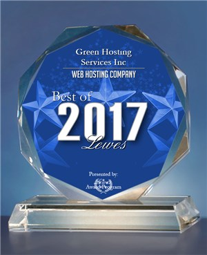 Best Web Hosting Award